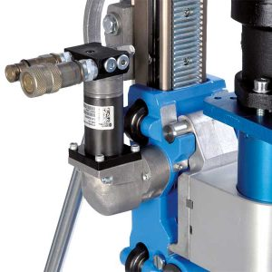 KjerneborsystemDRA500 hydraulisk