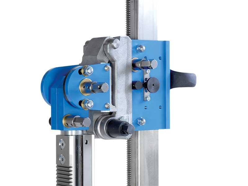 KjerneborsystemDRU350 elektrisk