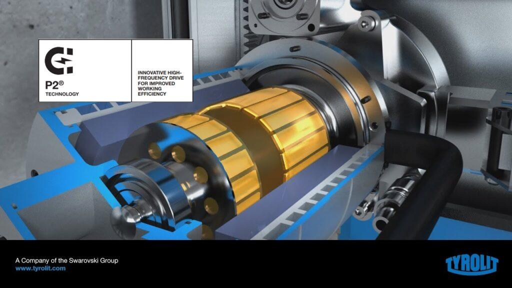 Tyrolit P2-teknologi
